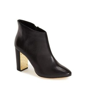 Ted Baker Women's Black 'lowrenna' Ankle Bootie